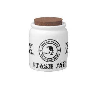 Official TPS Stash Jar Candy Dish
