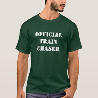 Official Train Chaser T-Shirt