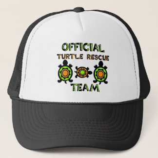 Official Turtle Rescue Team 1 Trucker Hat