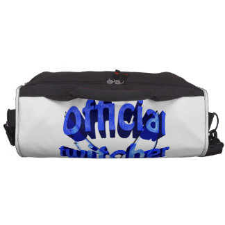 official twitcher bags for laptop