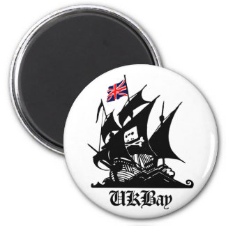 Official UKBay Supporters Merch Magnet
