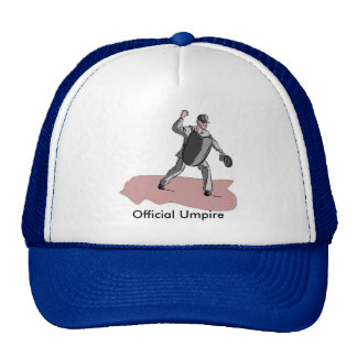 Official Umpire Hat