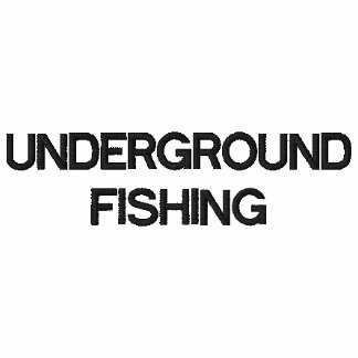 OFFICIAL UNDERGROUND FISHING POLO SHIRT