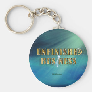 Official Unfinished Business movie merch Keychain