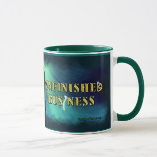 Official Unfinished Business Movie Merch Mug