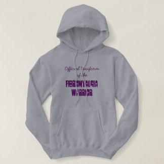 Official Uniform of the Fibromyalgia Warrior Hoodie