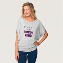 Official Uniform of the Fibromyalgia Warrior T-Shirt
