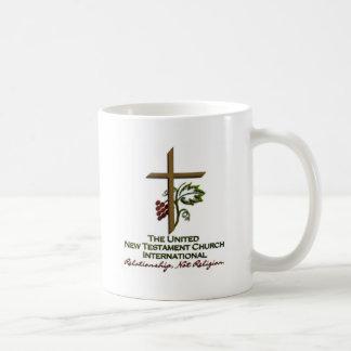 Official UNTCI Member Gear Classic White Coffee Mug