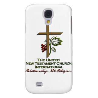 Official UNTCI Member Gear Samsung Galaxy S4 Cover
