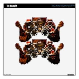 Official Urgent Fury Dualshock 3 Skin PS3 Controller Skins