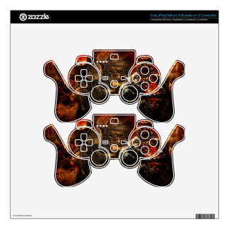 Official Urgent Fury Dualshock 3 Skin Decal For PS3 Controller