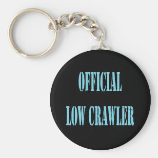 Official USCG Low Crawler Keychain
