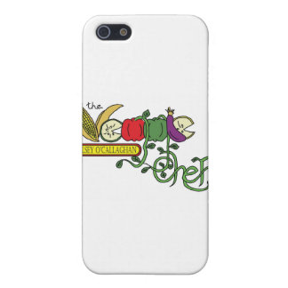 Official Veggie Chef Case For iPhone SE/5/5s