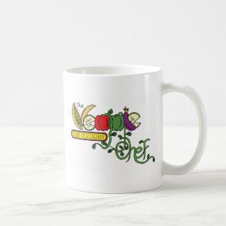 Official Veggie Chef Classic White Coffee Mug