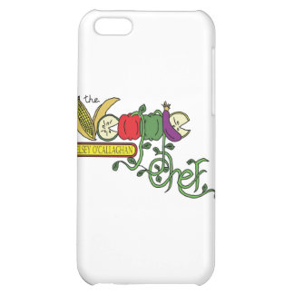 Official Veggie Chef Cover For iPhone 5C