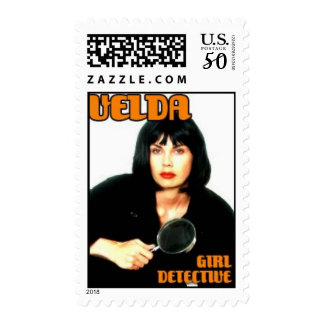 Official Velda Postage Stamp