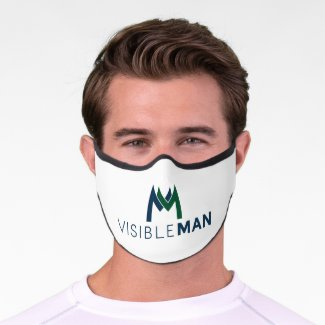 Official Visible Man Face Mask