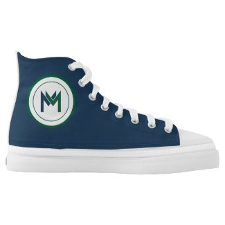 Official Visible Man High-Tops