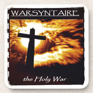 Official WARSYNTAIRE Branded Merchandise Coaster