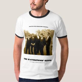Official Waterproof Hippos Ringer T-Shirt