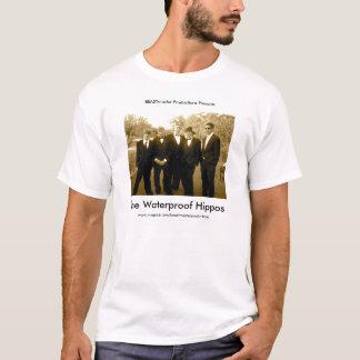 Official Waterproof Hippos T-Shirt
