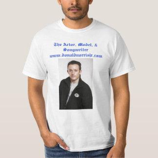 Official Web Site Shirt