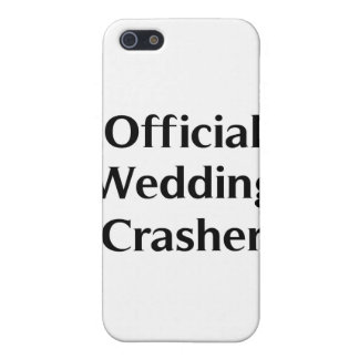 Official Wedding Crasher iPhone 5/5S Cases