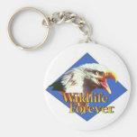 OFFICIAL WILDLIFE FOREVER KEY CHAIN