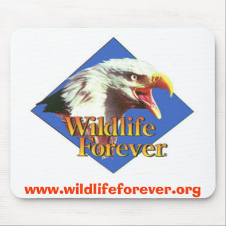 OFFICIAL WILDLIFE FOREVER MOUSE PAD