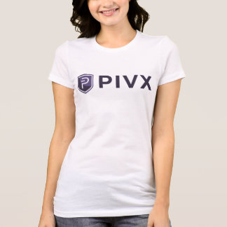 Official Womens PIVX Brand Bella+Canvas T-Shirt
