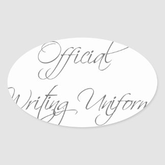 official-writing-uniform-scr-gray.png oval sticker