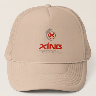 Official Xing Records Hat