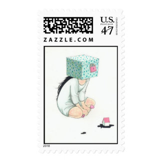 Official Yan Wei USPS Postage