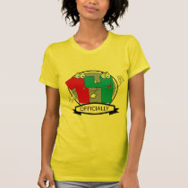 Officially 14 Birthday Banner T-Shirt