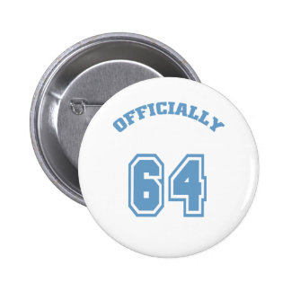 Officially 64 2 inch round button