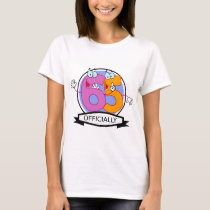 Officially 65 Birthday Banner T-Shirt