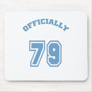 Officially 79 mouse pad