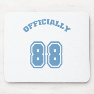 Officially 88 mouse pad