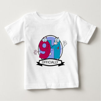 Officially 94 Birthday Banner Baby T-Shirt