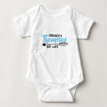 Officially a Family - Foster Adopt - New Child Baby Bodysuit