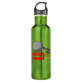 Officially Engaged Water Bottle