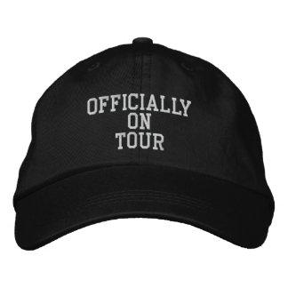 Officially on Tour Baseball Cap
