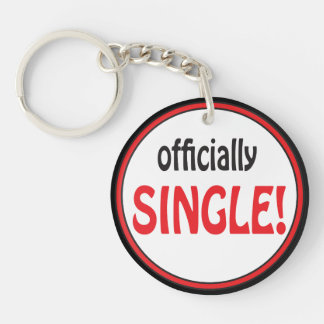 Officially Single | Divorced Keychain