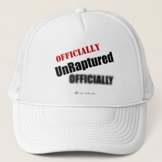 Officially UnRaptured Hat