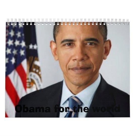 officialportrait_270x367, Obama for the world Calendar