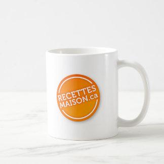 Officielle RecettesMaison.ca de Tasse Taza De Café