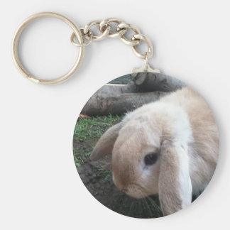 Offlicial Fudge keyring Basic Round Button Keychain