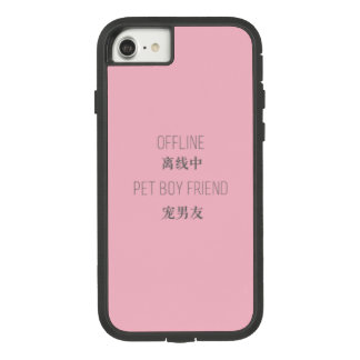 offline, pet boyfriend Case-Mate tough extreme iPhone 8/7 case