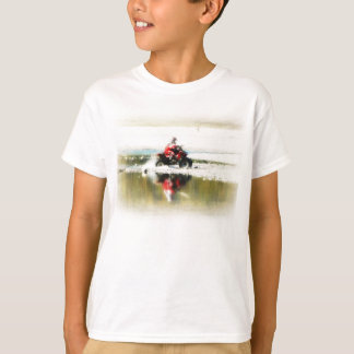 Offroad Quad sporty kid T-Shirt