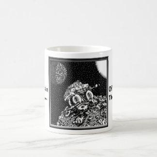 Offroading The World! 11 Oz Magic Heat Color-Changing Coffee Mug
